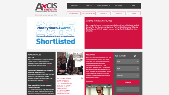 Axcis Education for teaching jobs in Bristol