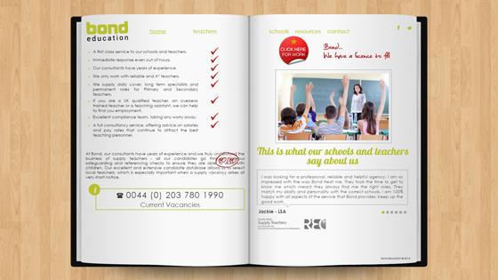 Bond Education Recruitment for teaching jobs in Cambridge