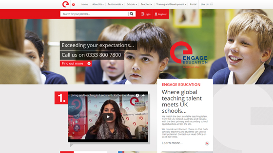 Engage Education for teaching jobs in Leeds