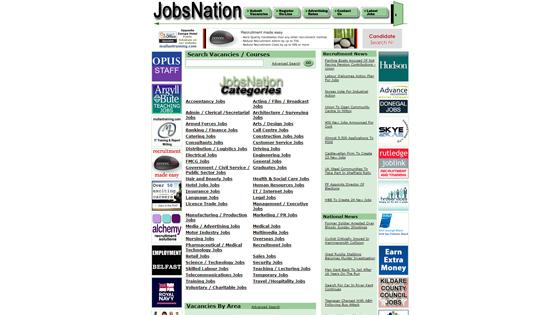 Jobs Nation for teaching jobs in Belfast