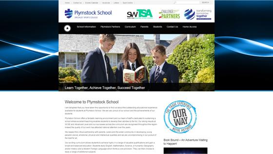 Plymstock School for teaching jobs in  Plymouth