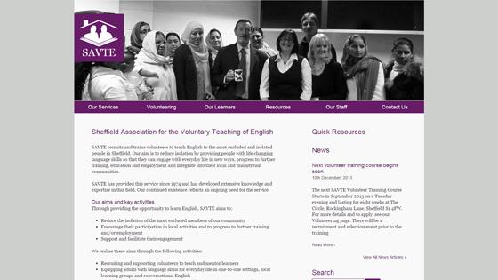 SAVTE for teaching jobs in Sheffield