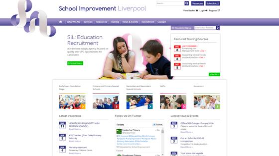 School Improvement for teaching jobs in Liverpool