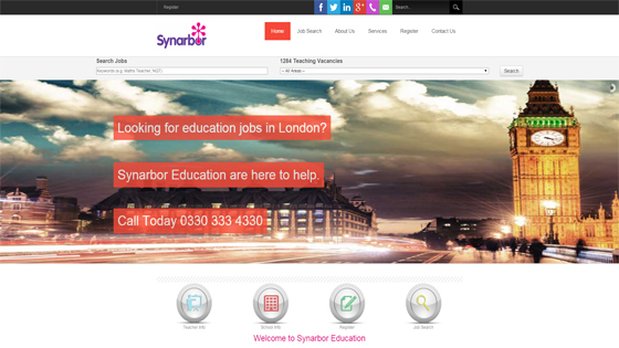 Synarbor Education for teaching jobs in Sheffield