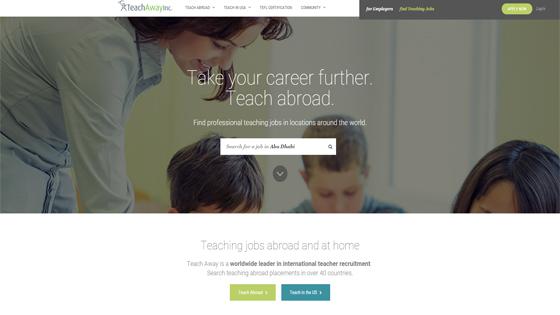 Teach Away teaching jobs in Edinburg