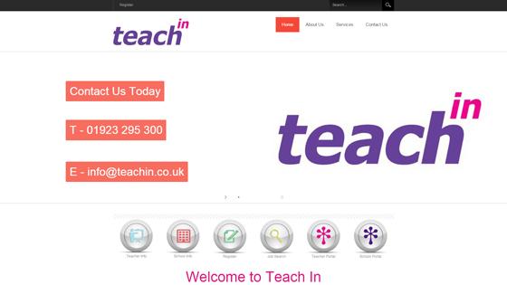 Teach in for teaching jobs in Southampton