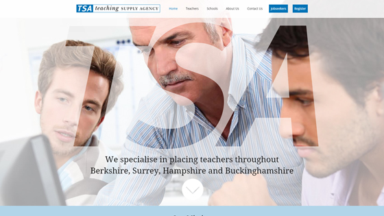 Teaching Supply Agency for teaching jobs in Berkshire