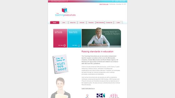 Teaching Executives Ltd for teaching jobs in Merseyside